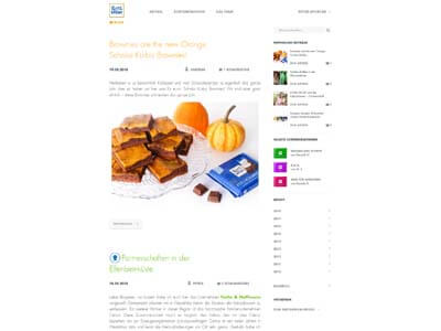 Corporate Blogging - Ritter Sport
